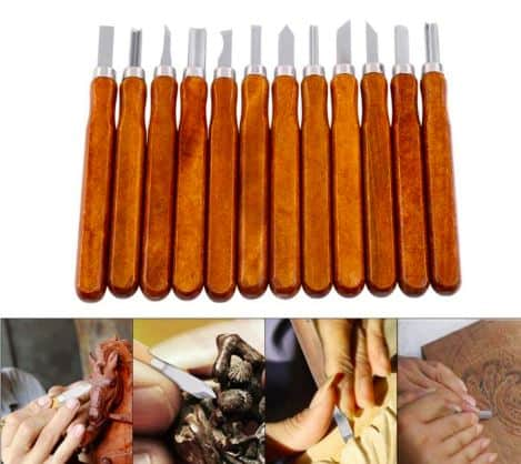 Best Wood Carving Tool Sets For Wooden Sculptures